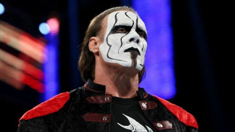 What if Sting crossed paths with Randy Orton on RAW?