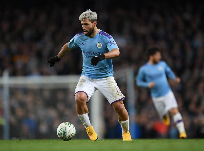 Sergio Aguero could be tempted to leave City this summer