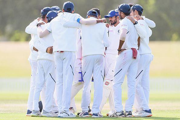 न्यूजीलैंड ए-भारत ए दूसरा चार दिवसीय टेस्ट ड्रॉ