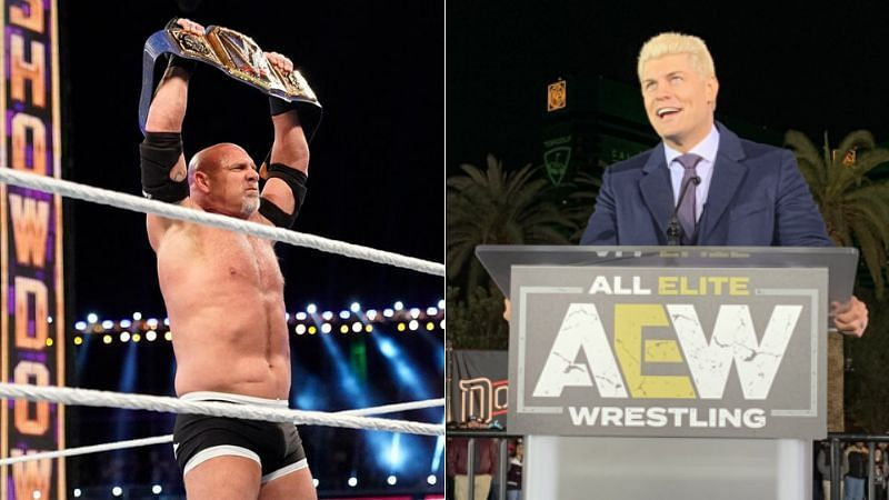 Goldberg became a two-time Universal Champion at Super ShowDown