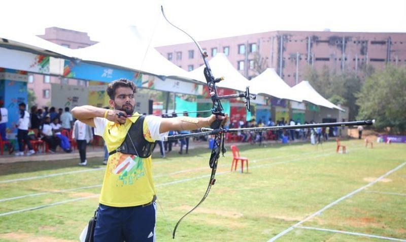 Pawan looks to make his mark at the Khelo India University Games