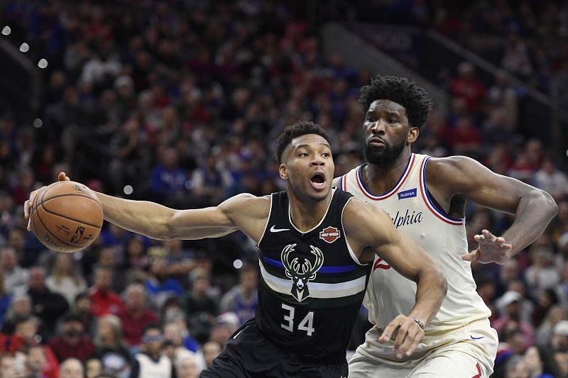 Giannis Antetokounmpo and the Milwaukee Bucks still possess the NBA