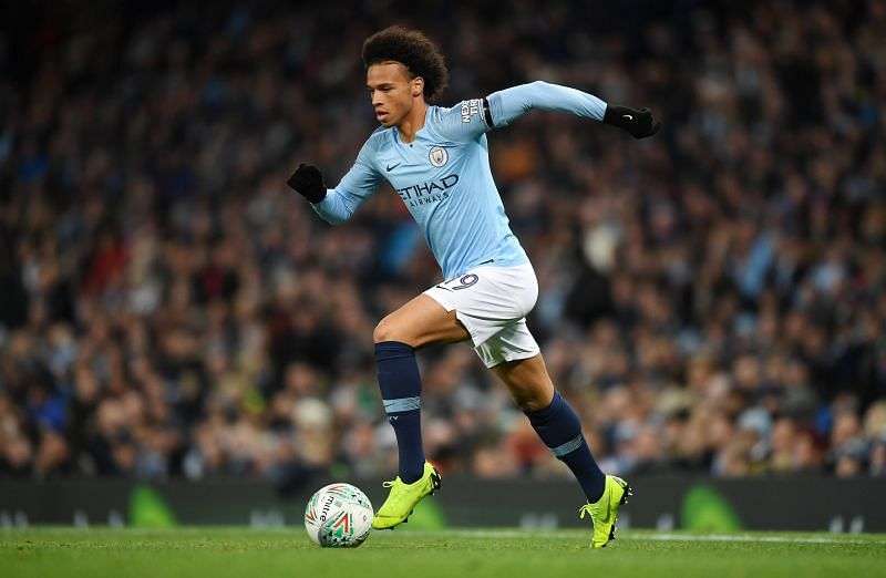 Leroy Sane has stepped up his return from injury and could feature for the senior squad imminently