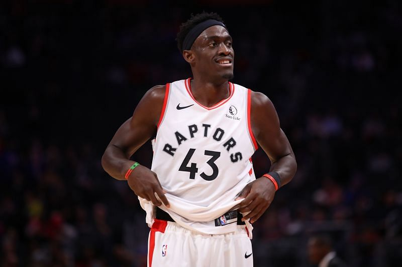 Pascal Siakam and the Raptors are in contention, when critics expected them to struggle post-Kawhi