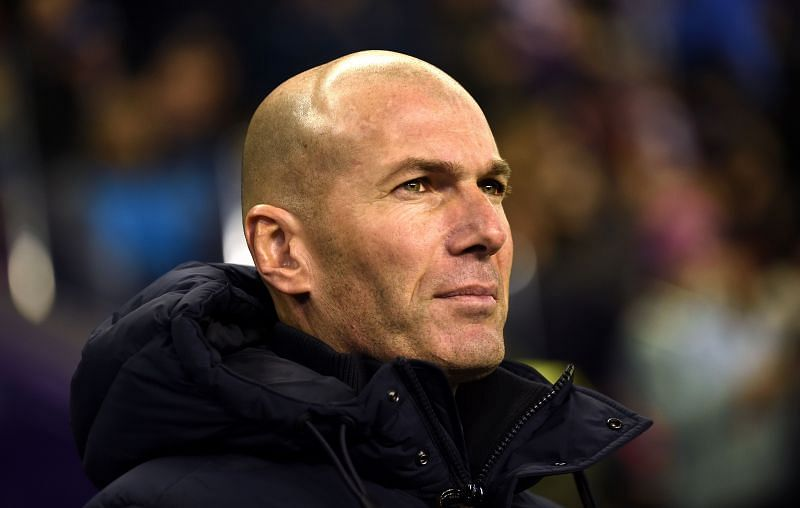 Zinedine Zidane and Real Madrid face their toughest challenge yet