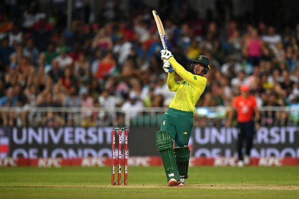 Runs were piled up in the 3rd T20I between South Africa and England at SuperSport Park.