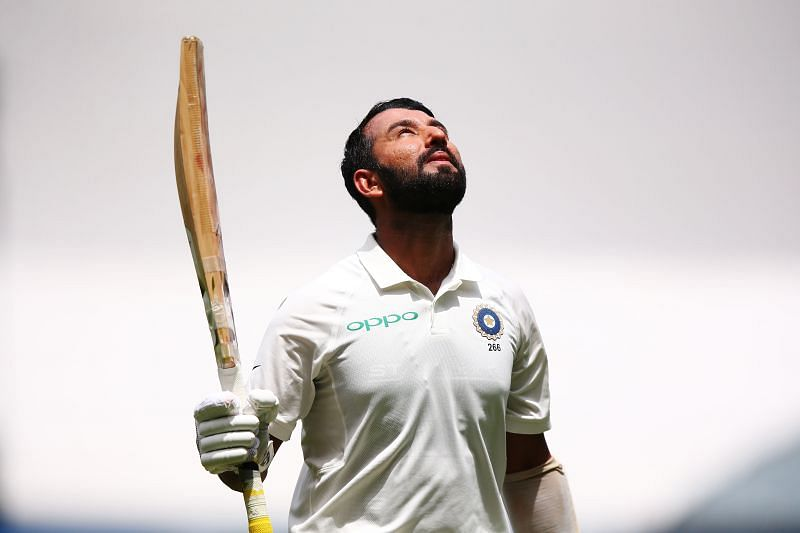 Pujara scored only 60 runs in 4 innings the last time India played Test series in New Zealand