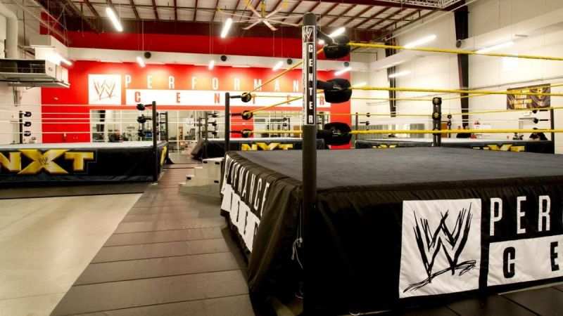 The WWE Performance Center is one of the best places to learn how to be a professional wrestler
