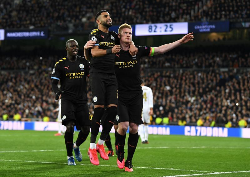 Goals from Gabriel Jesus and Kevin De Bruyne helped City pull off a brilliant comeback win.