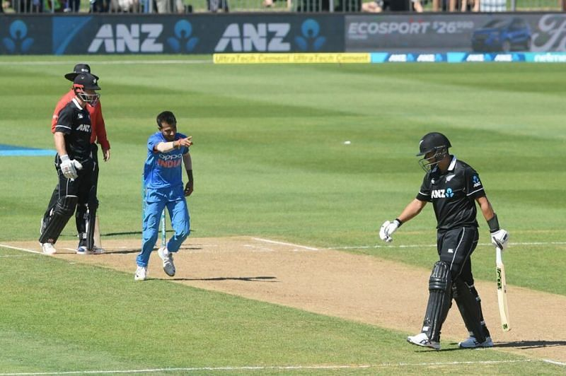 The Hindi commentators described the delivery as the ball of the decade