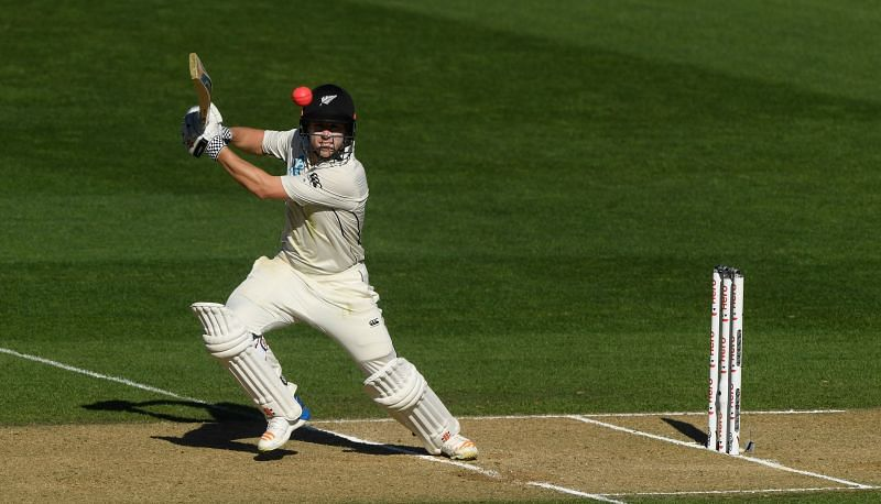 Henry Nicholls impressed a lot during the ODI series