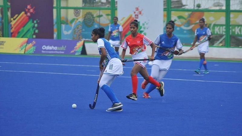 The hockey action will continue on Day 6 at the Khelo India University Games 2020.