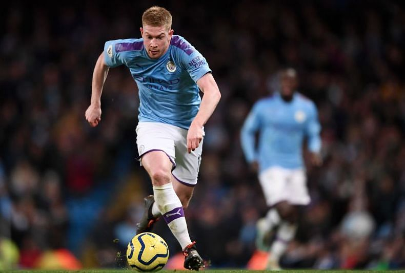 L iverpool fans want their club to sign De Bruyne