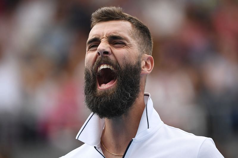 Benoite Paire will be the local favorite to win this tournament