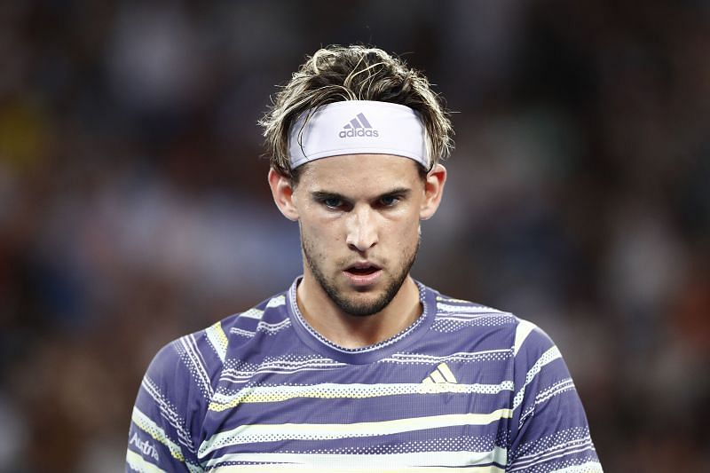 Dominic Thiem is the only top-20 player in this year