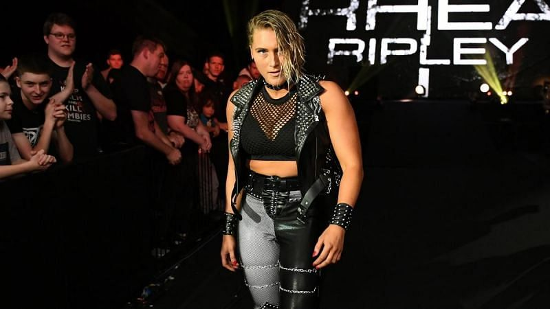 Rhea Ripley is one of the few Superstars who have benefited from moving brands
