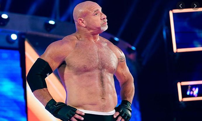 Goldberg is coming for The Fiend!