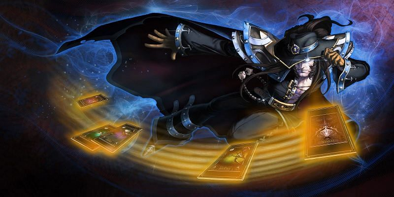 Twisted Fate is set to receive some buffs in patch 10.5