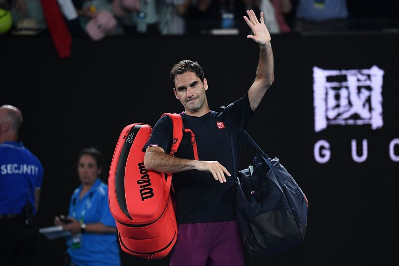 Federer at this year