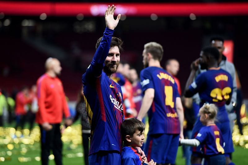 A final goodbye to contemplate for Messi?