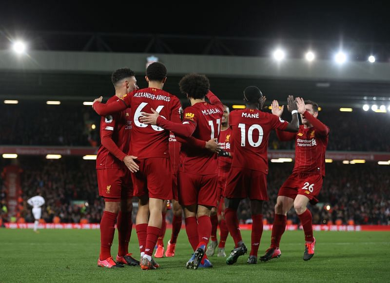 Liverpool FC registered a 3-2 victory over West Ham on Monday