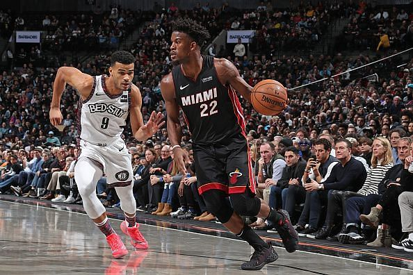 Two struggling franchises face off in this Eastern Conference tie