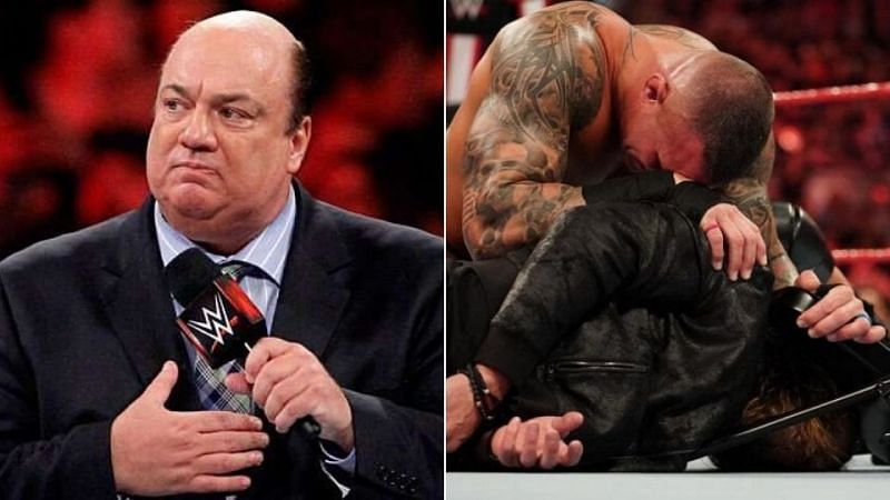 What did WWE subtly hint at on RAW?