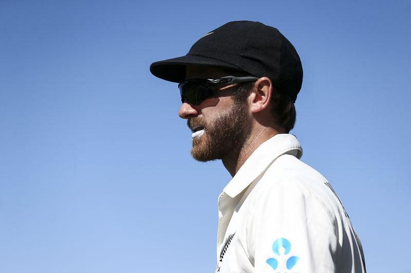 Kane Williamson is a happy man after a dominating win against India in the first Test