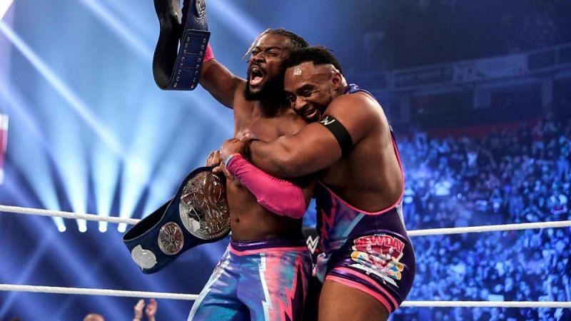 Will the New Day survive another pair of challengers to retain their title?