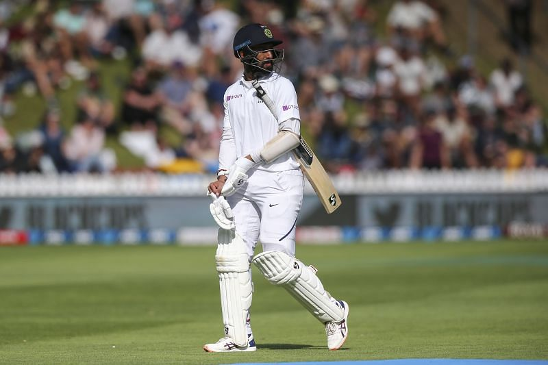 Cheteshwar Pujara was criticized for not being able to keep the scoreboard ticking in Wellington