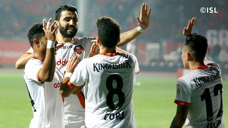 F C Goa sealed their place in next season
