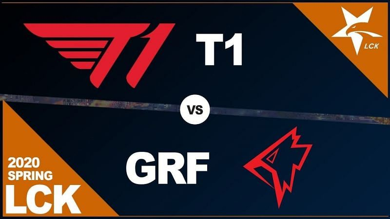T1 dominate Griffin for a 2-0 victory