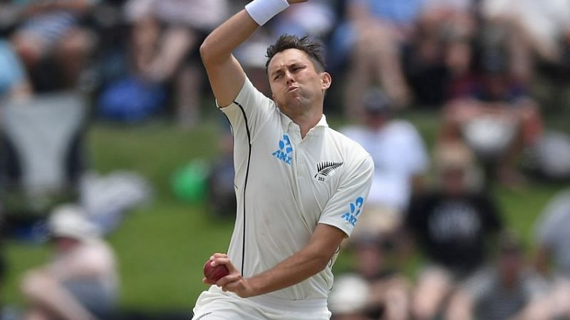 Boult continues to amaze us with his control with the ball and his immaculate accuracy.
