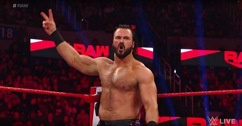 Drew McIntyre might be the next big thing