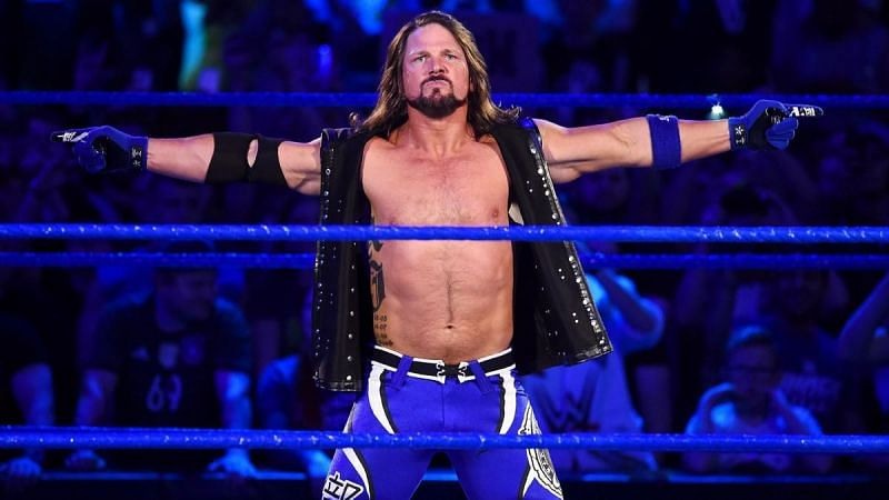 AJ Styles will gain a lot if he scores a victory over The Deadman