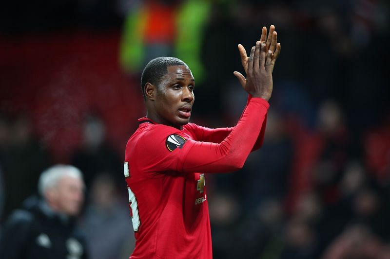 Ighalo became the first Nigerian to score for Manchester United
