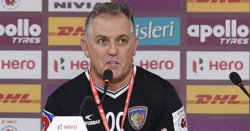 Coyle was impressed by the character displayed by his players