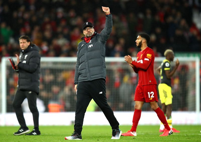 Liverpool FC have dominated the Premier League in 2019-20