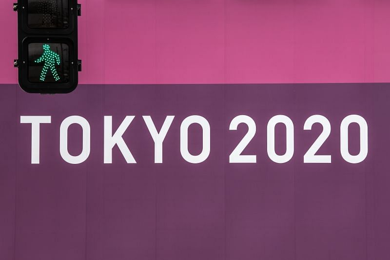 Work Continues On Tokyo 2020 Olympic Venues