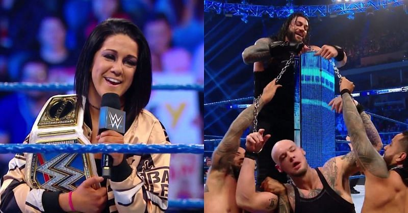 WWE SmackDown Results January 31st, 2020: Winners, Grades, Video Highlights for latest Friday Night SmackDown