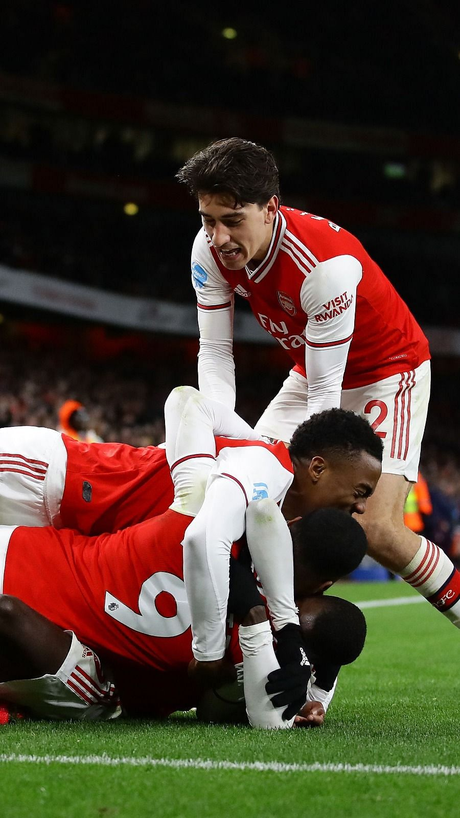 Arsenal Vs Newcastle United 3 Tactical Observations As The Gunners Decimate The Magpies Premier League 2019 20