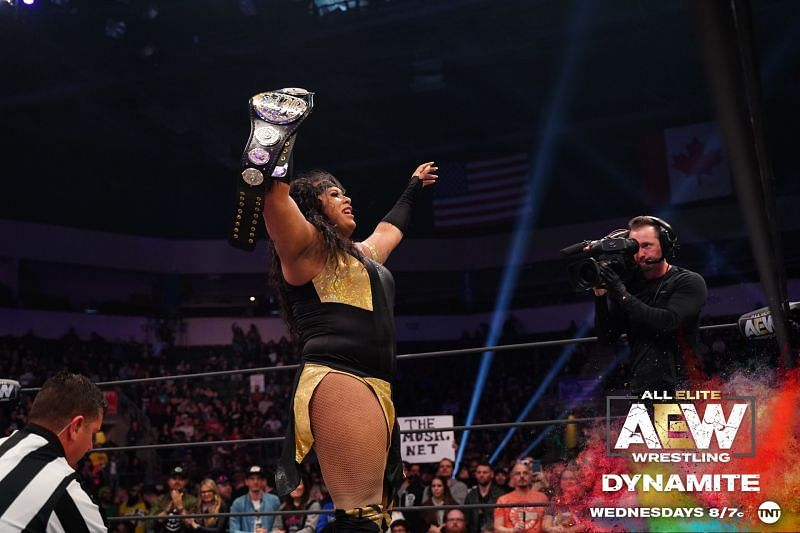 This former WWE Superstar was unhappy with Nyla Rose winning the AEW Women