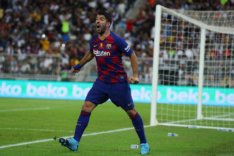 FC Barcelona v Club Atletico de Madrid - Supercopa de Espana: Semi-Final