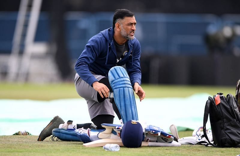 MS Dhoni is set to return to training on the 1st of March