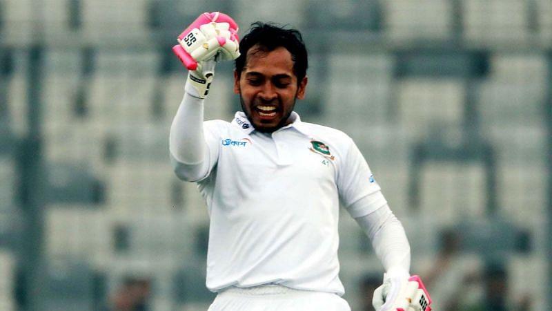 Mushfiqur Rahim slammed an unbeaten 203 as Bangladesh comprehensively beat Zimbabwe
