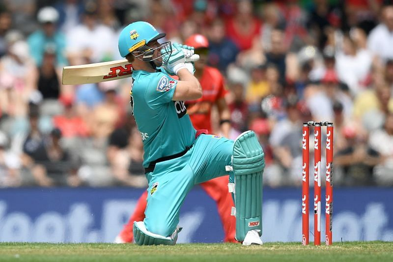 AB de Villiers replaced Tom Banton in the later stages of the tournament