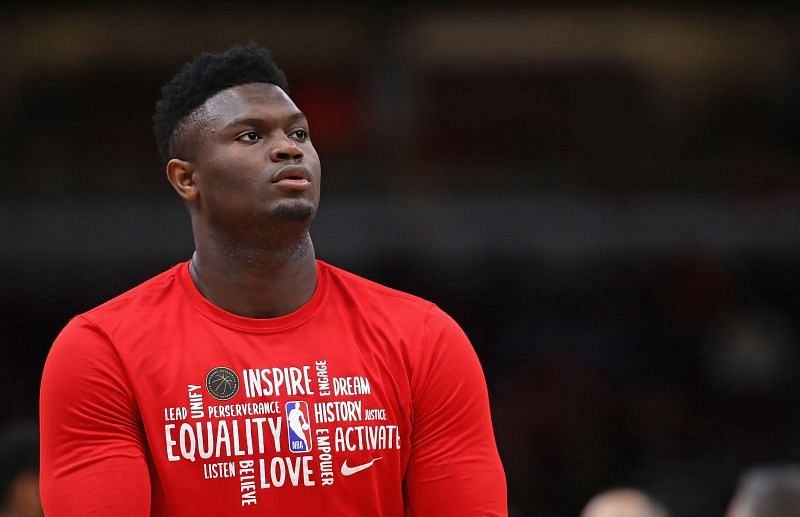 Zion Williamson has made an excellent start for the Pelicans