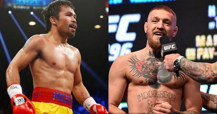 McGregor and Pacquiao (image courtesy - themaclife.com)