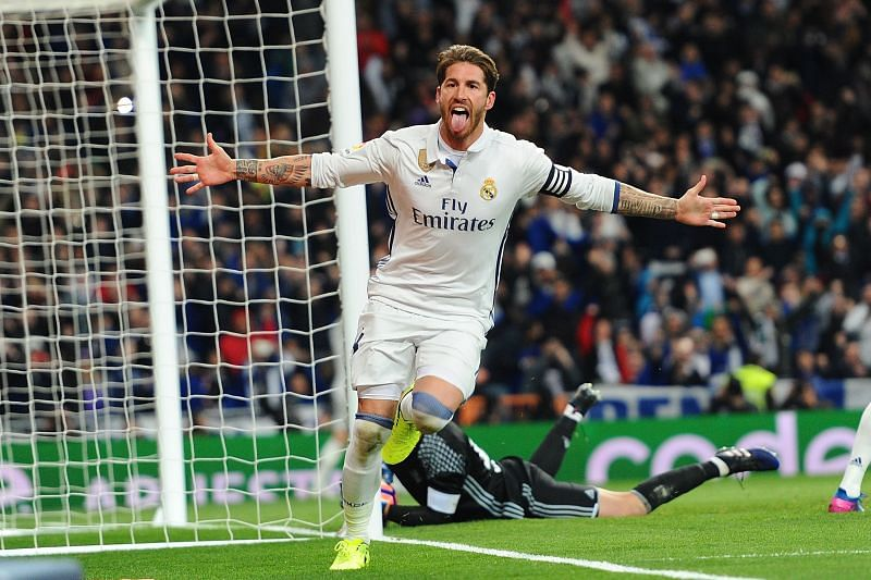 Sergio Ramos has earned legendary status at Real Madrid