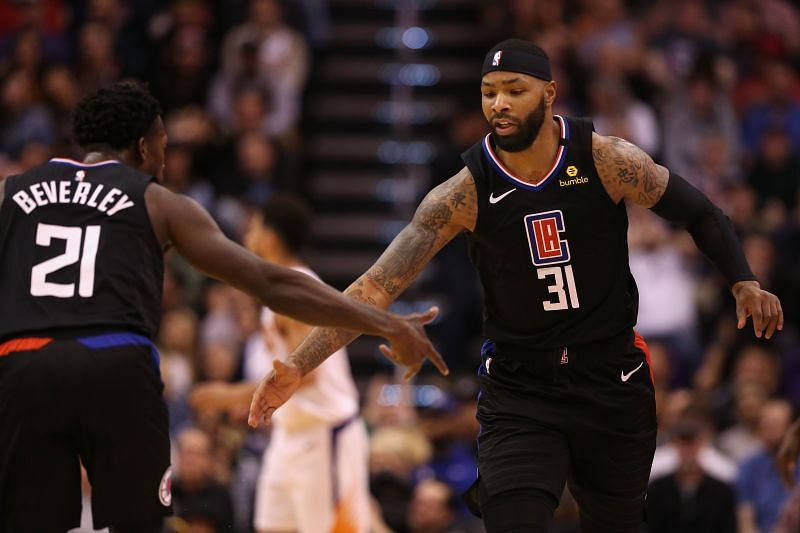 Marcus Morris Sr. is an invaluable addition to the Clippers